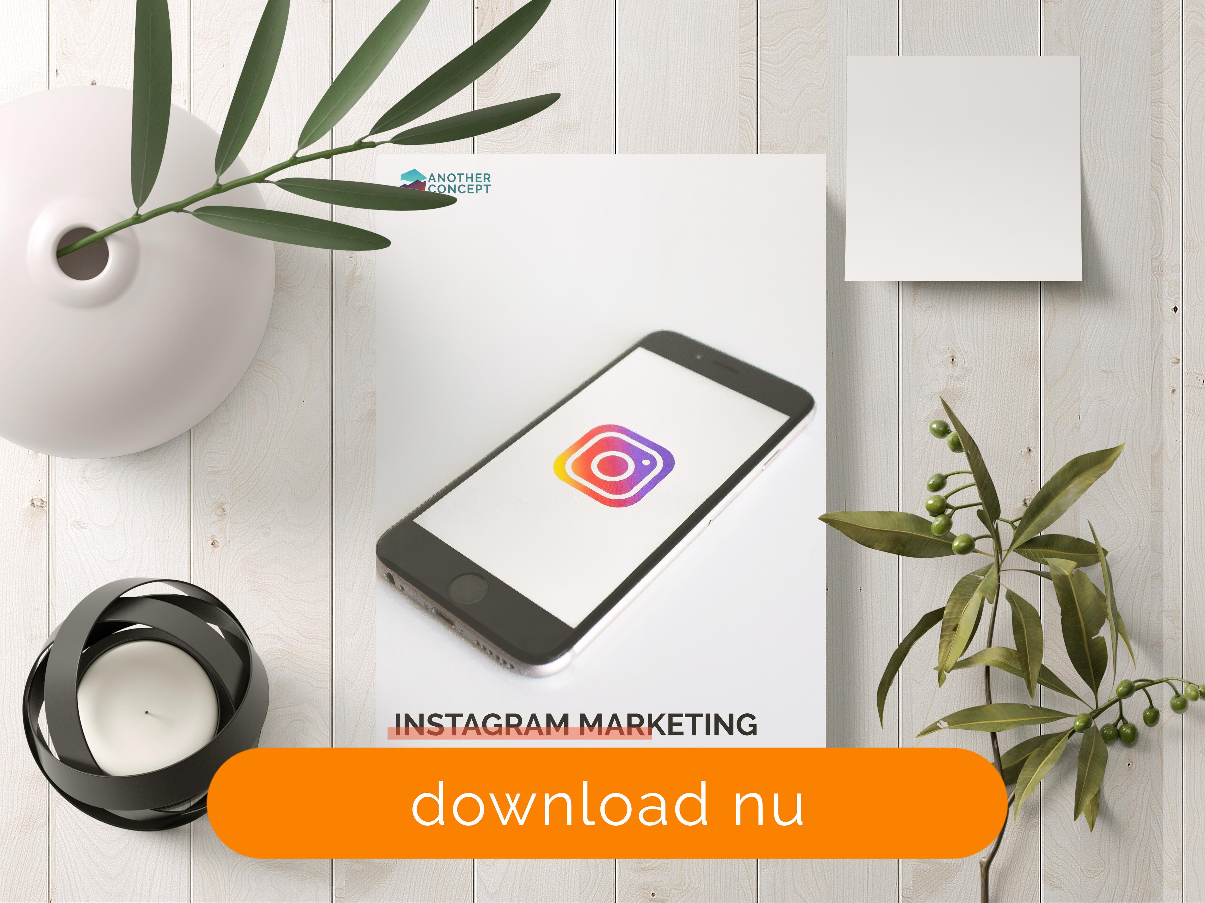 Instagram ebook - Another Concept