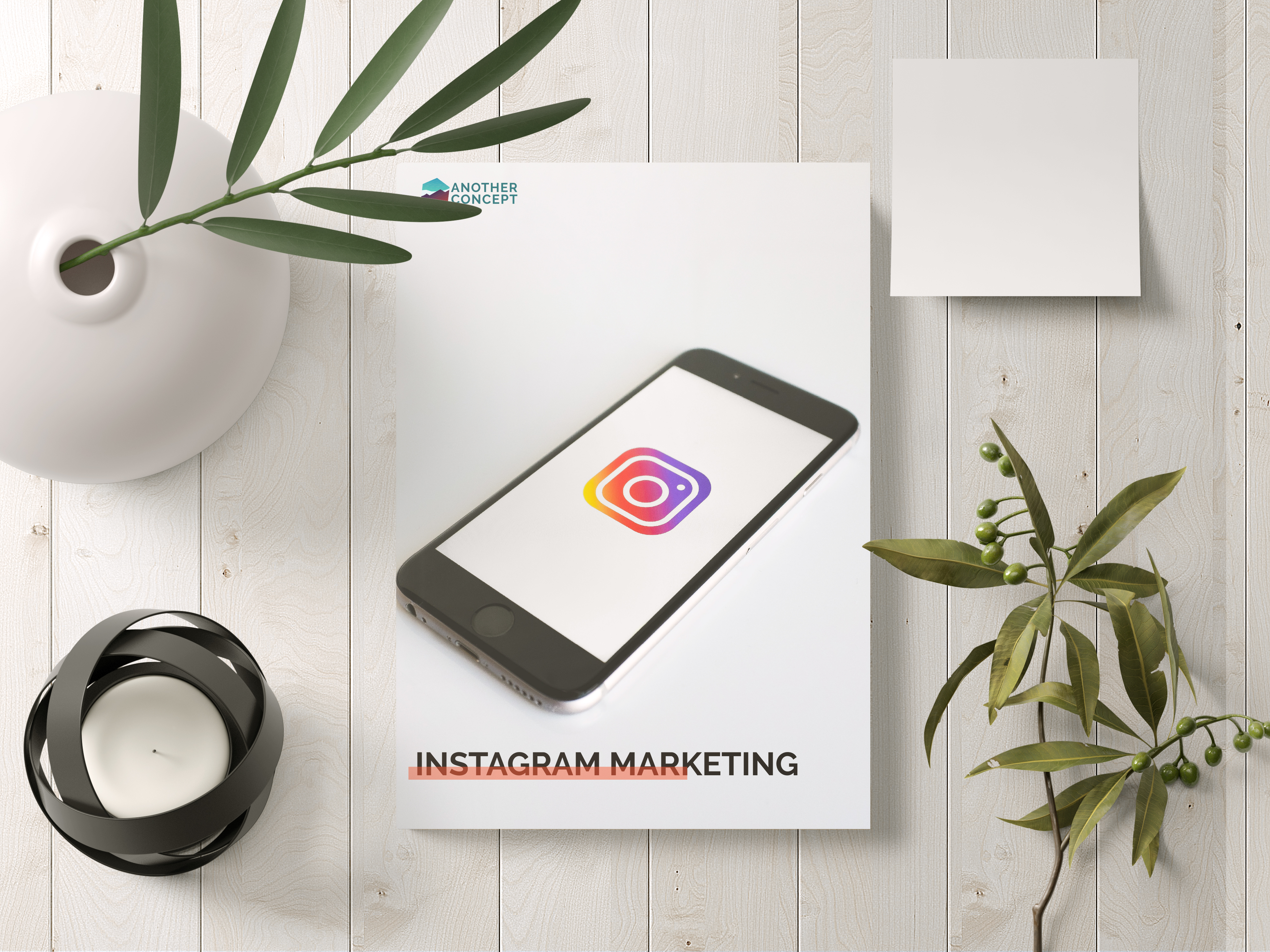 Instagram ebook - Another Concept